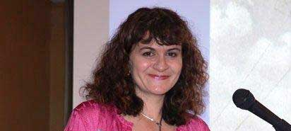 Karen Panetta, recipient of 2010 Presidential Award for Excellence in Science, mathematics and Engineering Mentoring