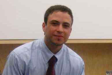 Luis Martinez is assistant dean of admissions at Bates College in Lewiston, Maine.