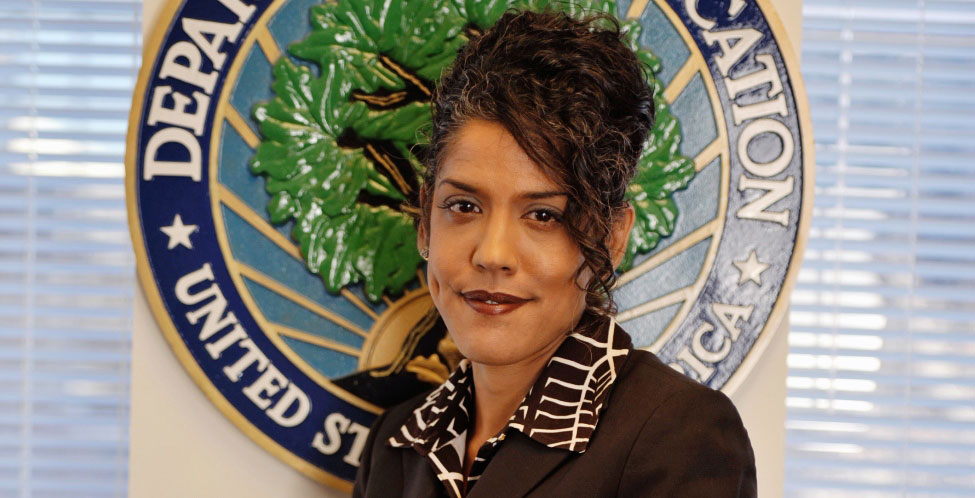 Russlynn Ali is the assistant secretary for civil rights at the Department of Education