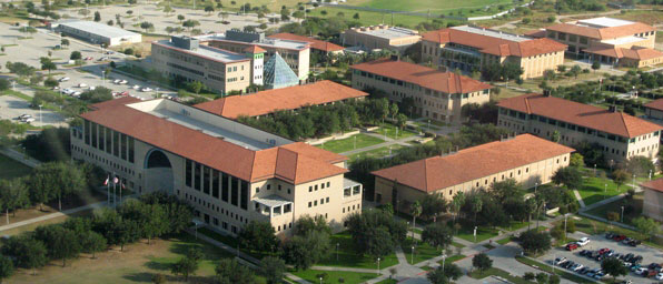 A federal judge in Houston has tossed out a civil rights suit that claimed Texas A&M International University was getting rid of Asian faculty members to replace them with Hispanics.