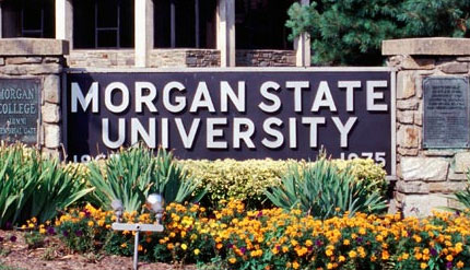 Morgan State University is a historically Black institution based in Baltimore.